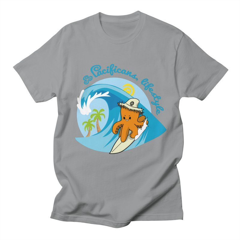 Heke Surfin' Women's Regular Unisex T-Shirt by Pacificans' Artist Shop