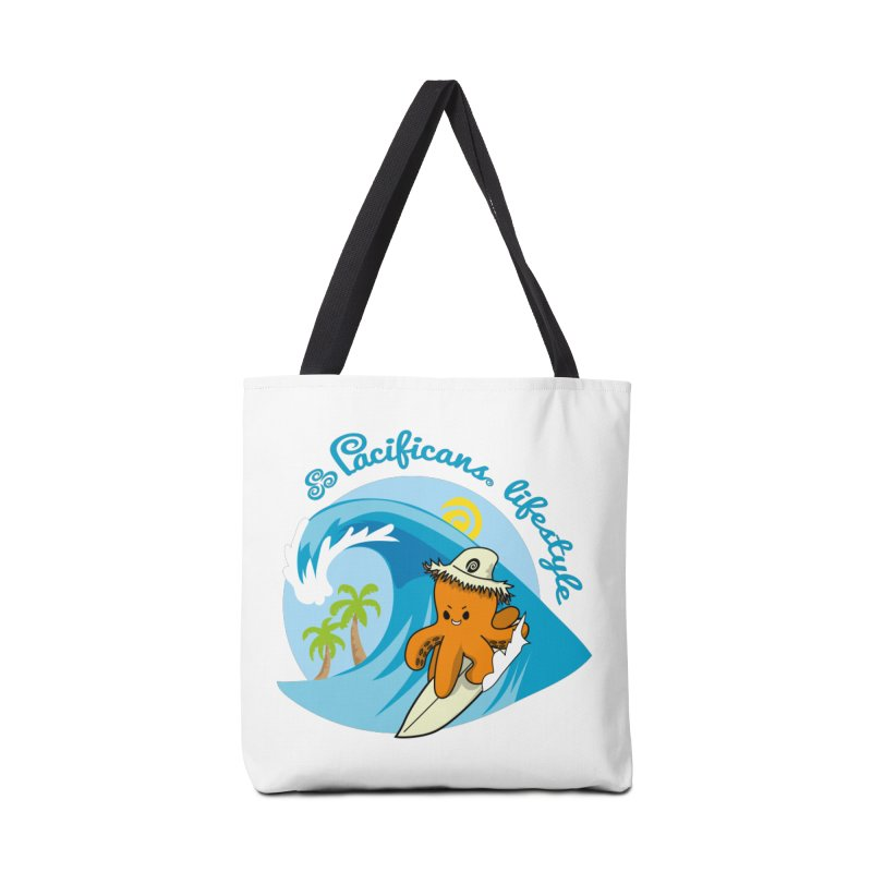 Heke Surfin' Accessories Bag by Pacificans' Artist Shop