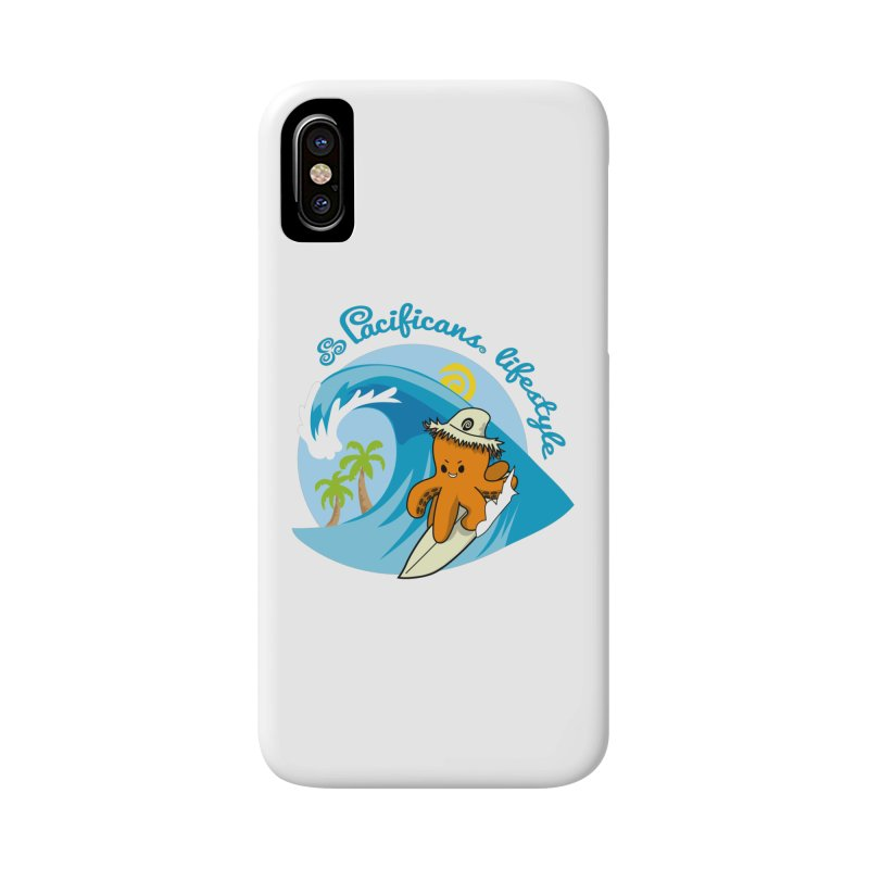 Heke Surfin' Accessories Phone Case by Pacificans' Artist Shop