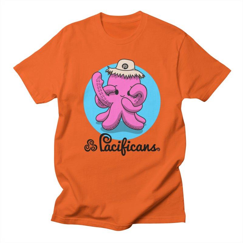 Heke Kawaii Men's T-Shirt by Pacificans' Artist Shop