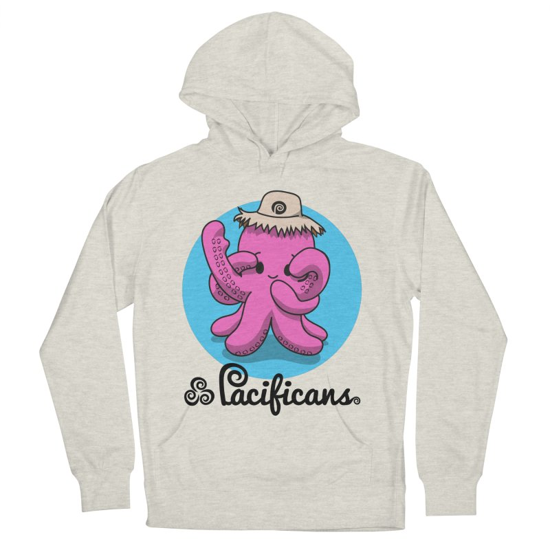Heke Kawaii Men's French Terry Pullover Hoody by Pacificans' Artist Shop