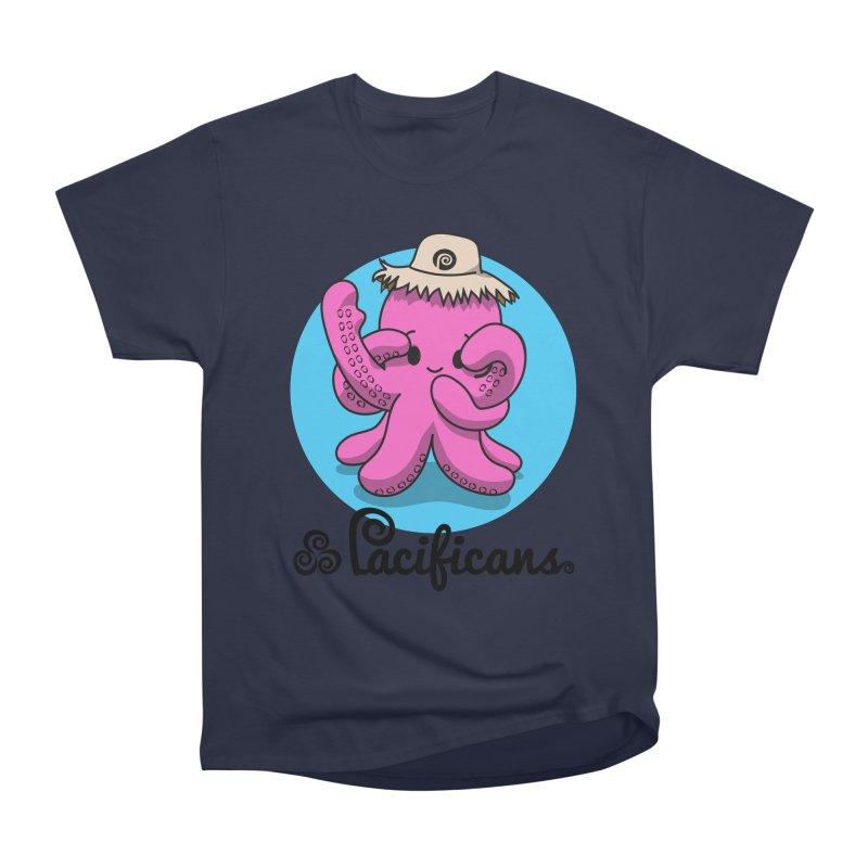 Heke Kawaii Men's Heavyweight T-Shirt by Pacificans' Artist Shop