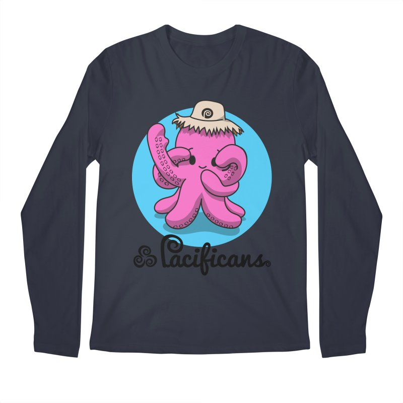 Heke Kawaii Men's Longsleeve T-Shirt by Pacificans' Artist Shop