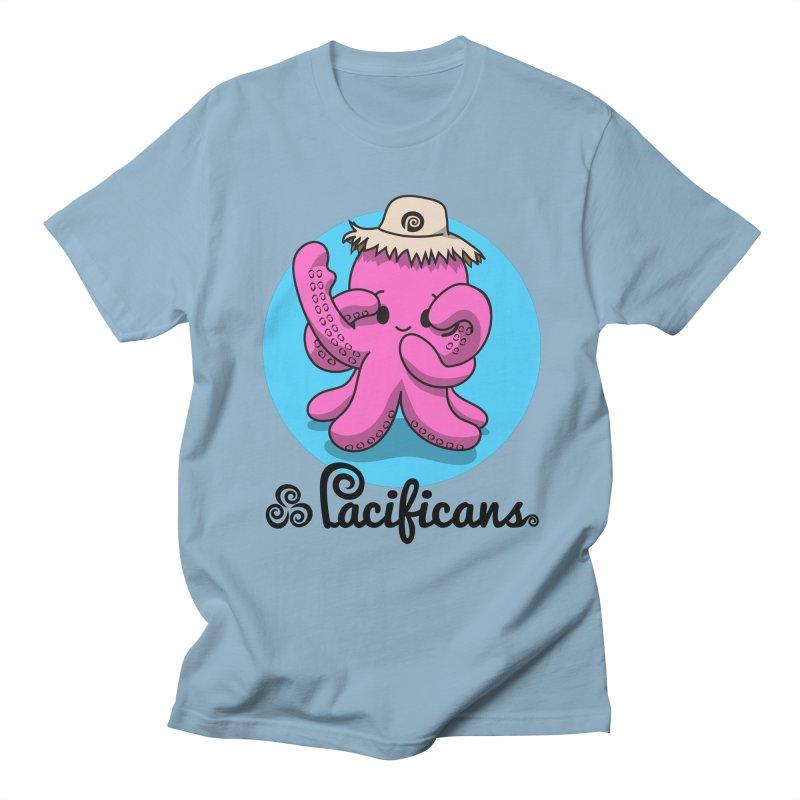Heke Kawaii Men's Regular T-Shirt by Pacificans' Artist Shop
