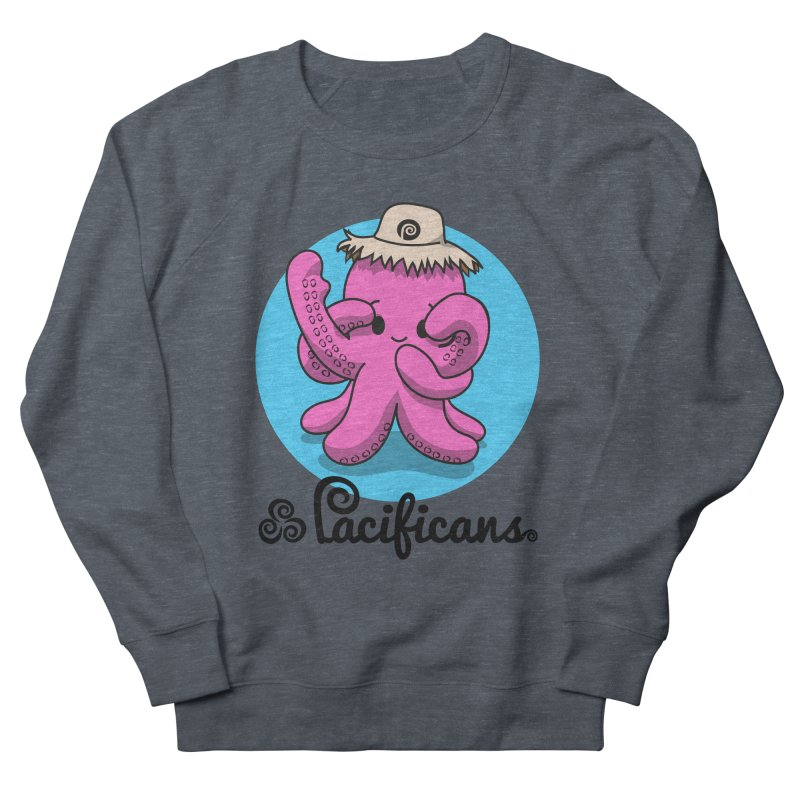 Heke Kawaii Women's French Terry Sweatshirt by Pacificans' Artist Shop