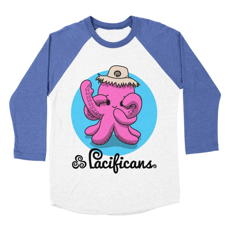 Heke Kawaii Women's Baseball Triblend Longsleeve T-Shirt by Pacificans' Artist Shop