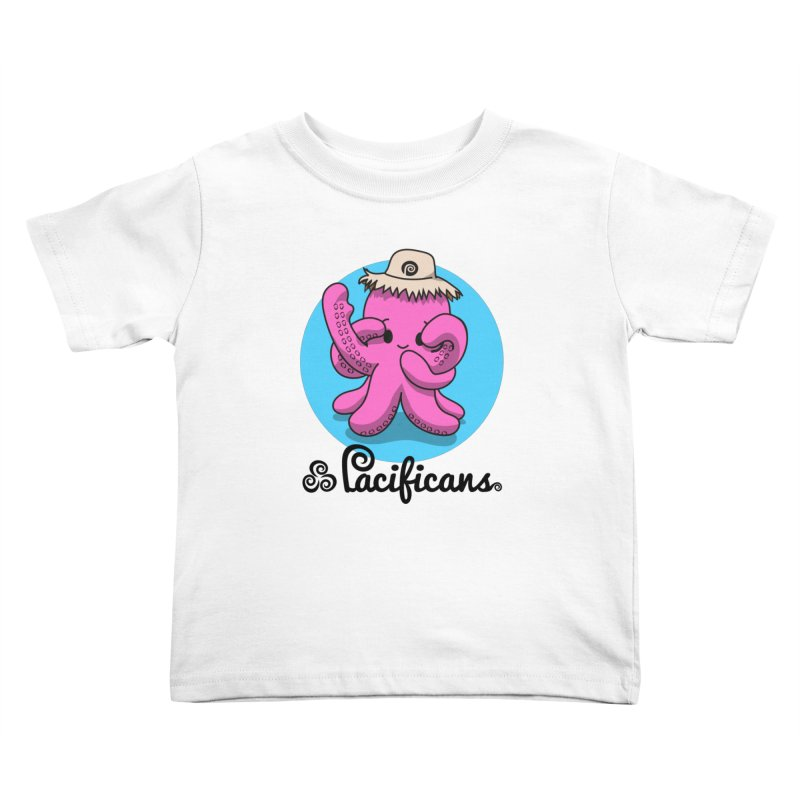 Heke Kawaii Kids Toddler T-Shirt by Pacificans' Artist Shop
