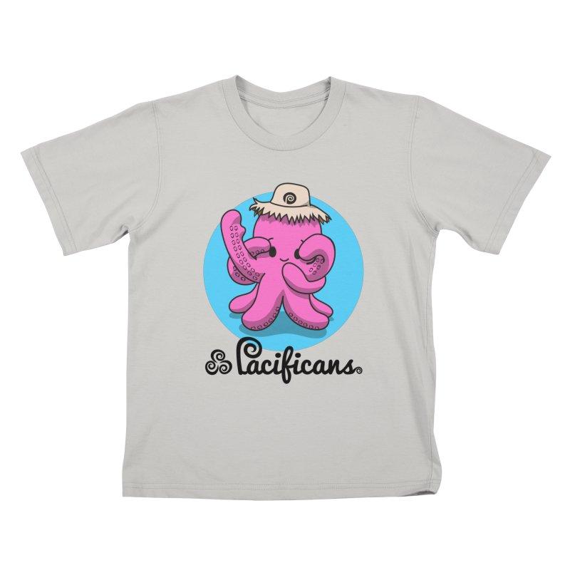Heke Kawaii Kids T-shirt by Pacificans' Artist Shop