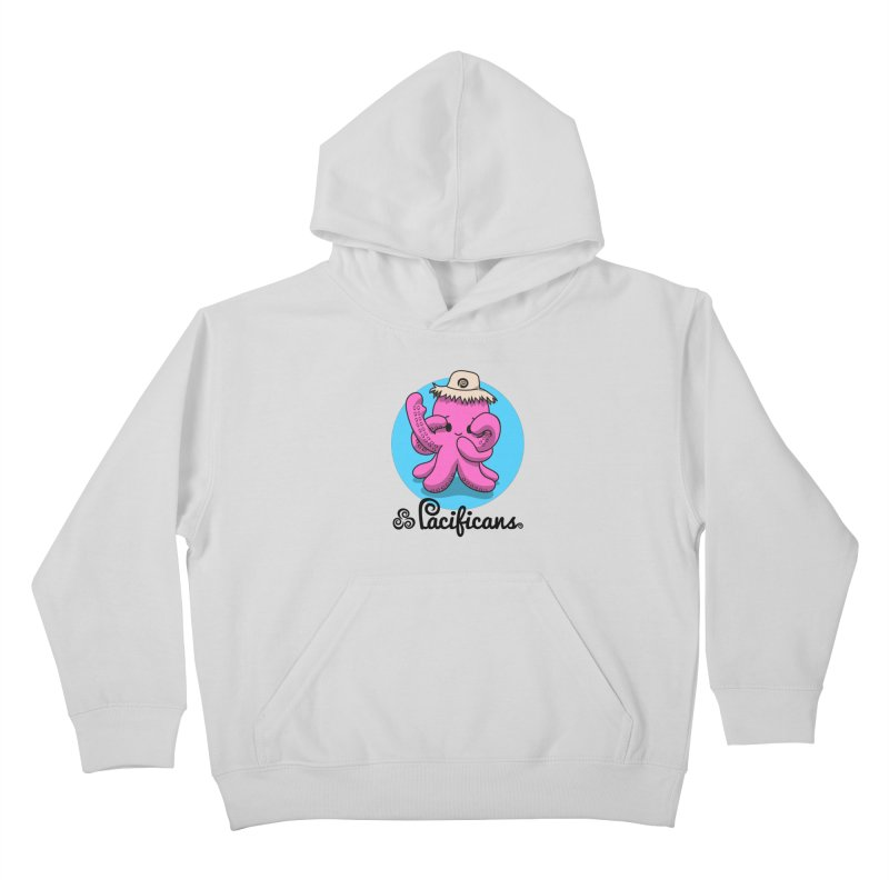 Heke Kawaii Kids Pullover Hoody by Pacificans' Artist Shop