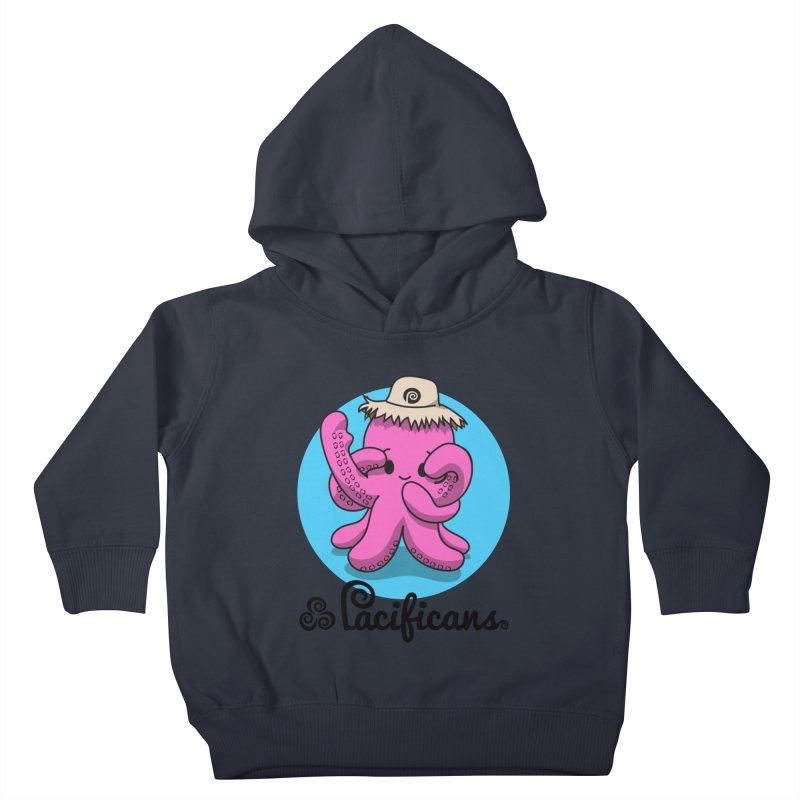 Heke Kawaii Kids Toddler Pullover Hoody by Pacificans' Artist Shop