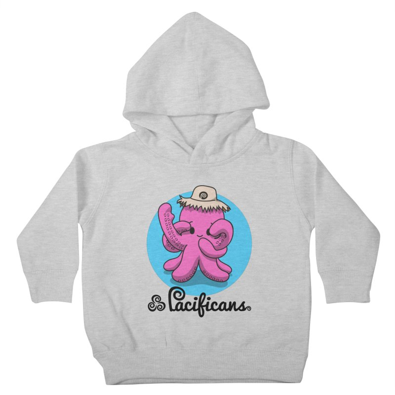 Heke Kawaii Kids Toddler Pullover Hoody by Pacificans' Artist Shop
