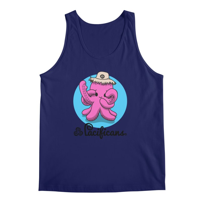 Heke Kawaii Men's Tank by Pacificans' Artist Shop