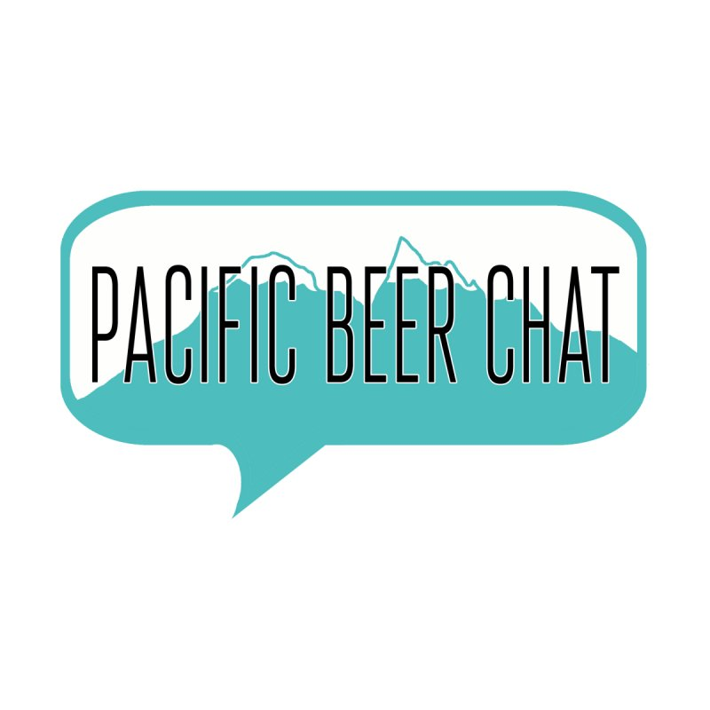Pacific Beer Chat Logo by Pacific Beer Chat Shop