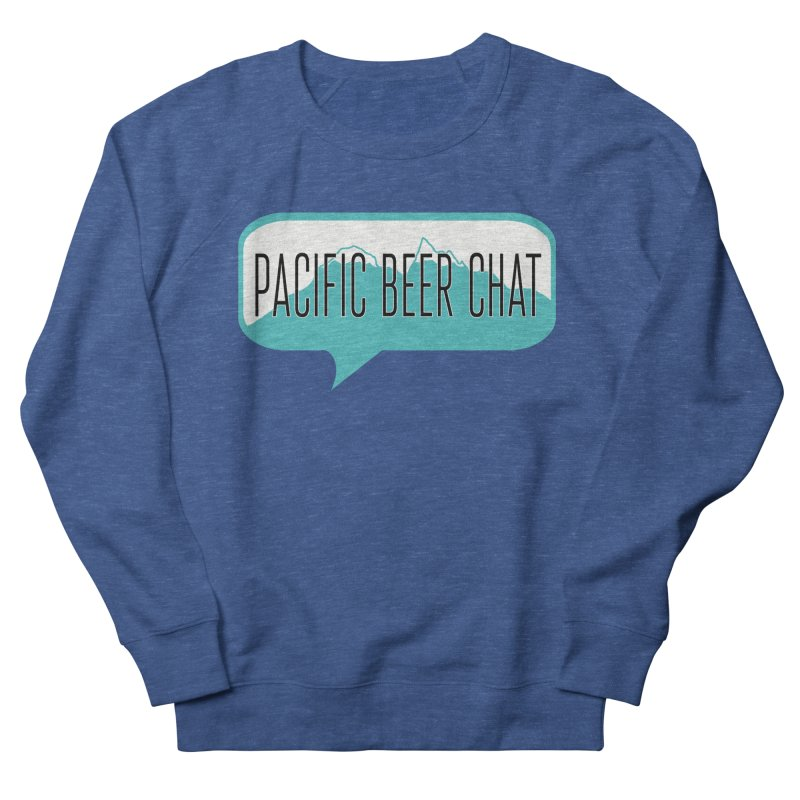 Pacific Beer Chat Logo Women's Sweatshirt by Pacific Beer Chat Shop