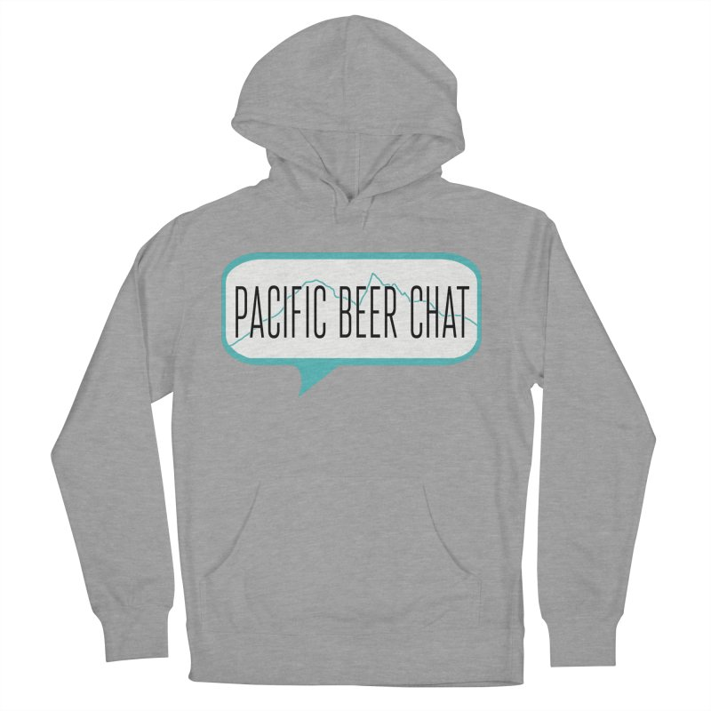 Alternative Logo Women's French Terry Pullover Hoody by Pacific Beer Chat Shop