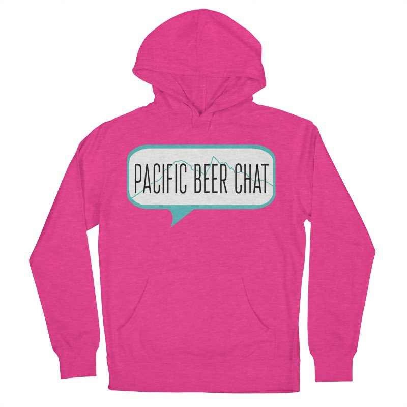 Alternative Logo Women's Pullover Hoody by Pacific Beer Chat Shop