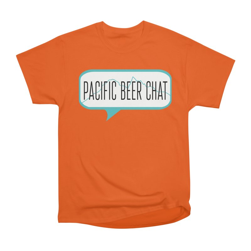 Alternative Logo Men's T-Shirt by Pacific Beer Chat Shop