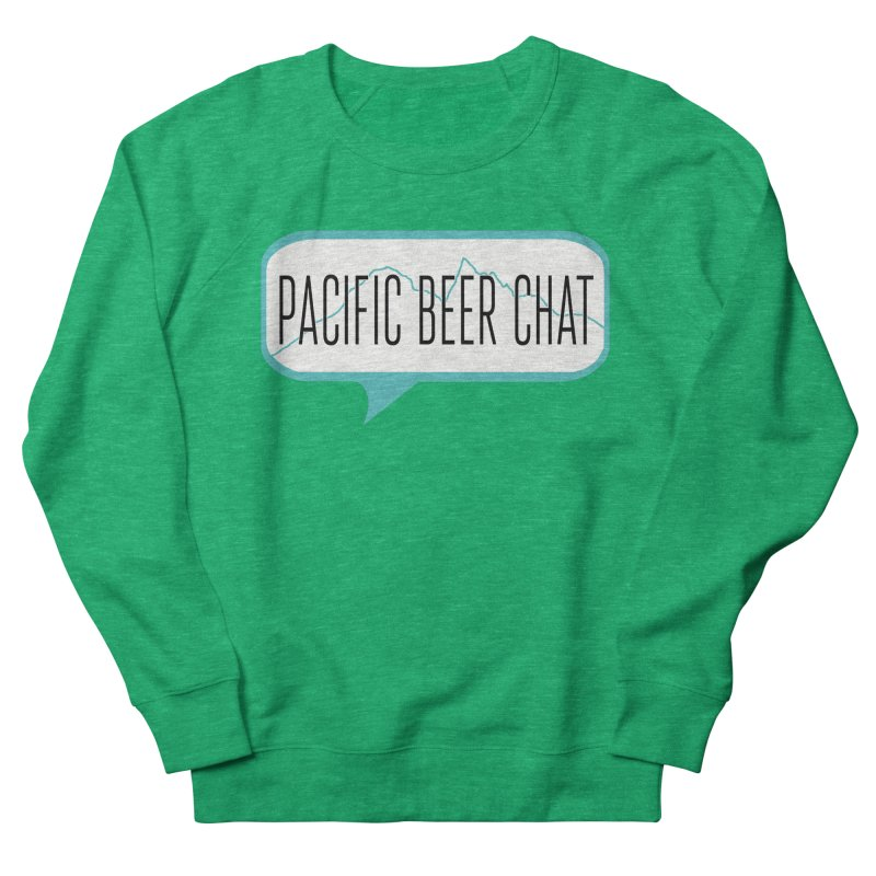 Alternative Logo Women's Sweatshirt by Pacific Beer Chat Shop