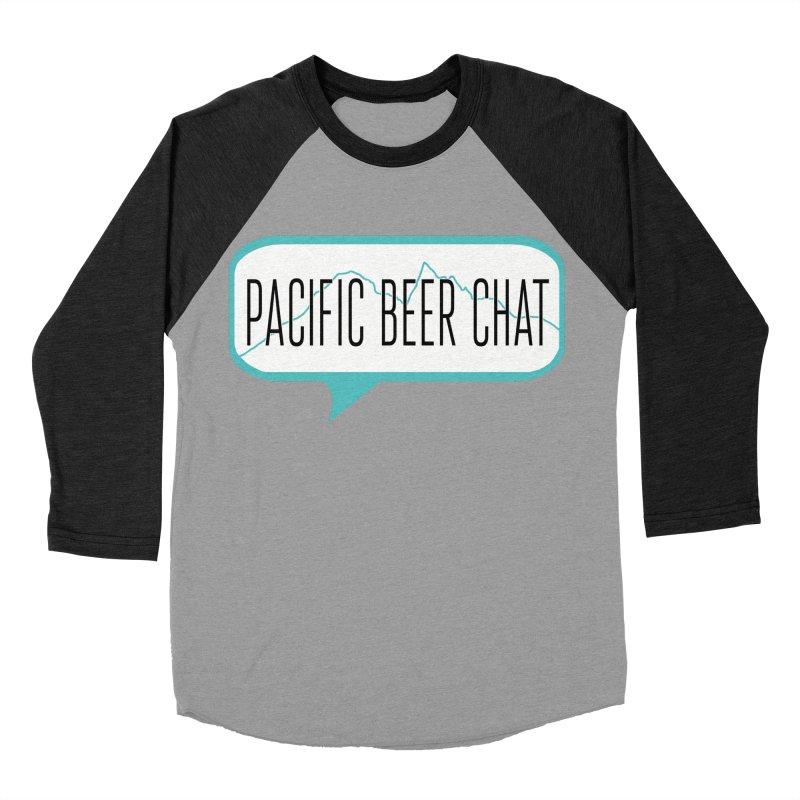 Alternative Logo Women's Baseball Triblend Longsleeve T-Shirt by Pacific Beer Chat Shop