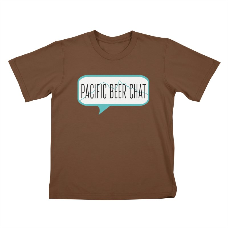 Alternative Logo Kids T-Shirt by Pacific Beer Chat Shop