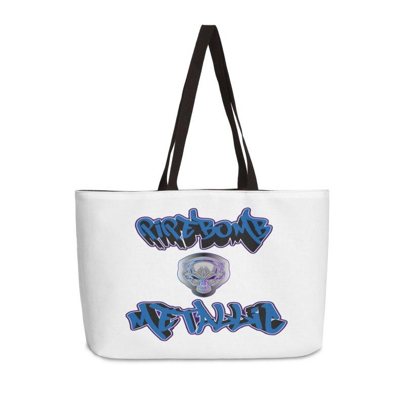 PIPEBOMB METALLIC Accessories Bag by PainTrainPipebomb