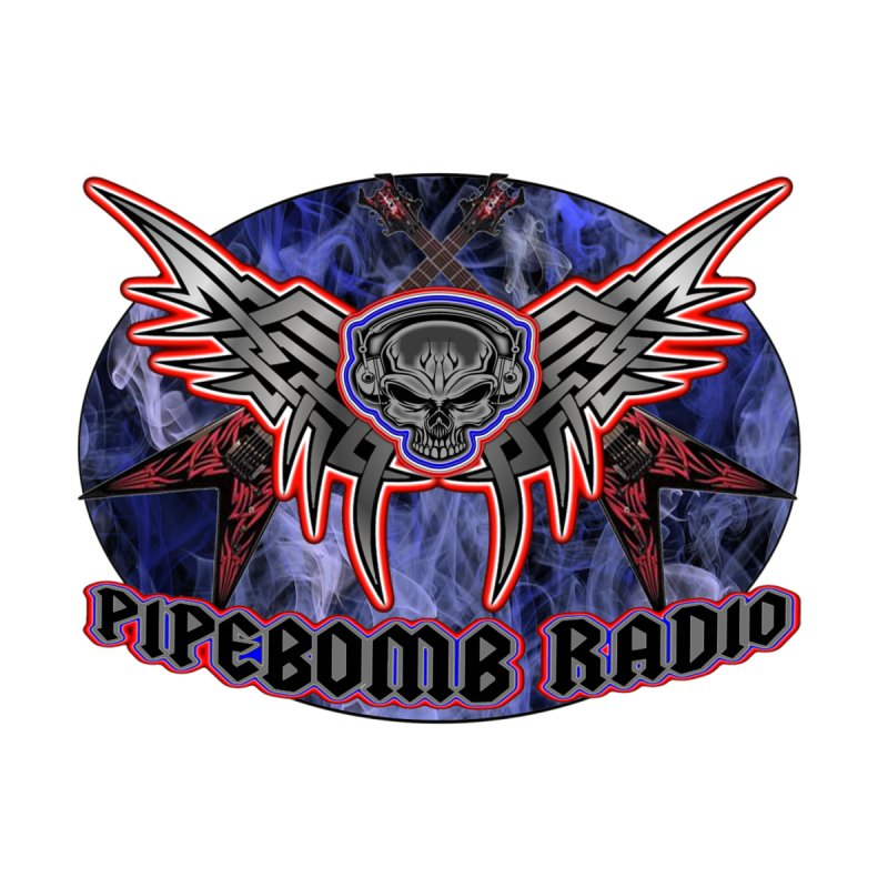 PIPEBOMB RADIO Home Tapestry by PainTrainPipebomb