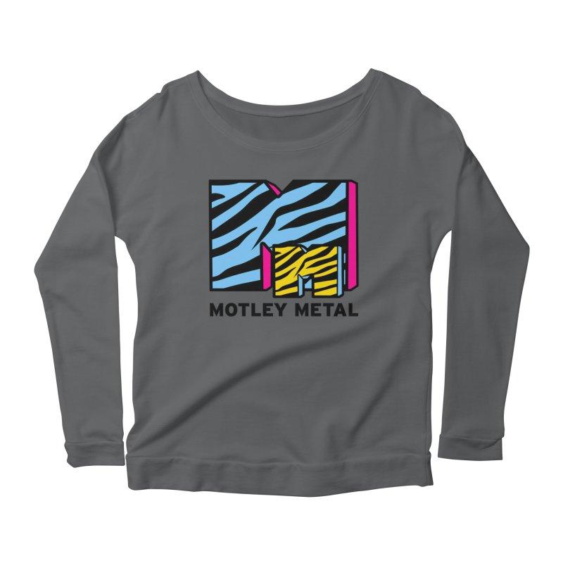 Motley Metal Women's Longsleeve T-Shirt by PainTrainPipebomb
