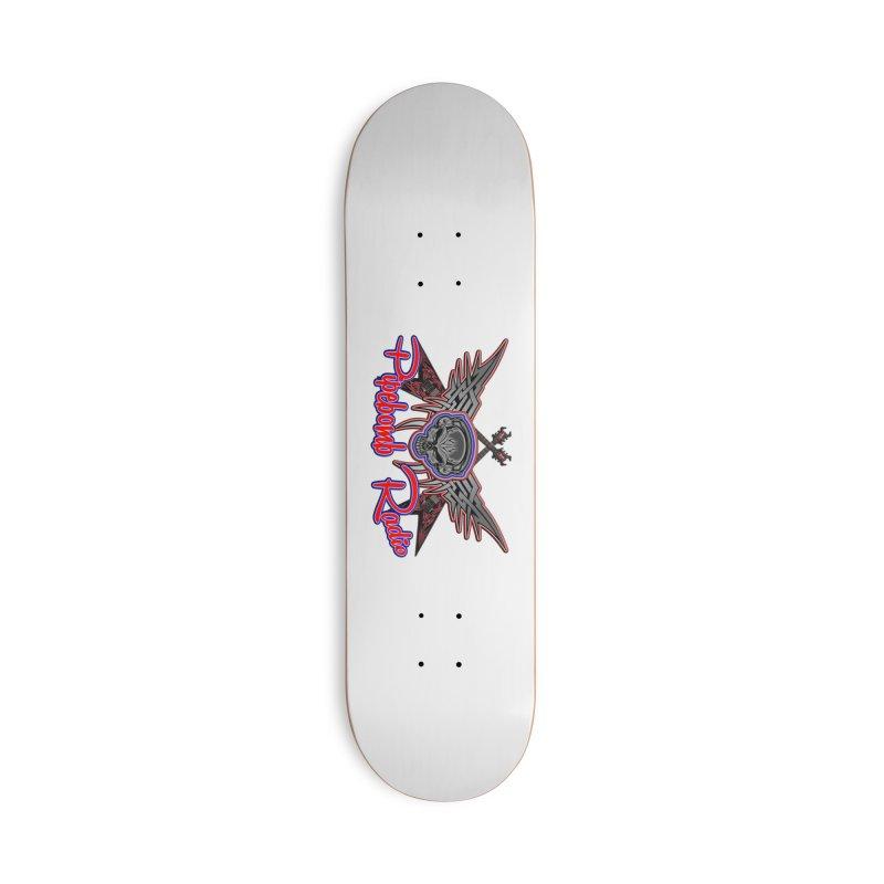 Pipebomb Radio V 2.0 Accessories Skateboard by PainTrainPipebomb
