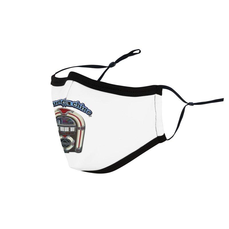 SoundMachine FM Accessories Face Mask by PainTrainPipebomb