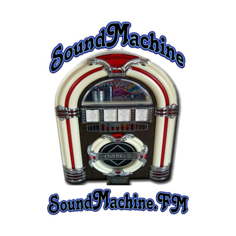 SoundMachine FM Kids T-Shirt by PainTrainPipebomb