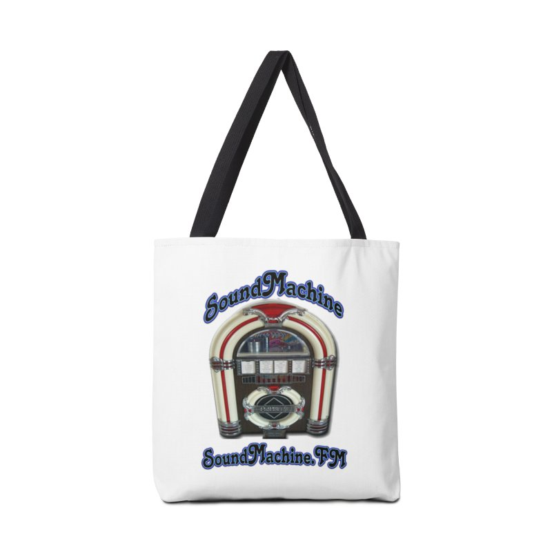 SoundMachine FM Accessories Bag by PainTrainPipebomb