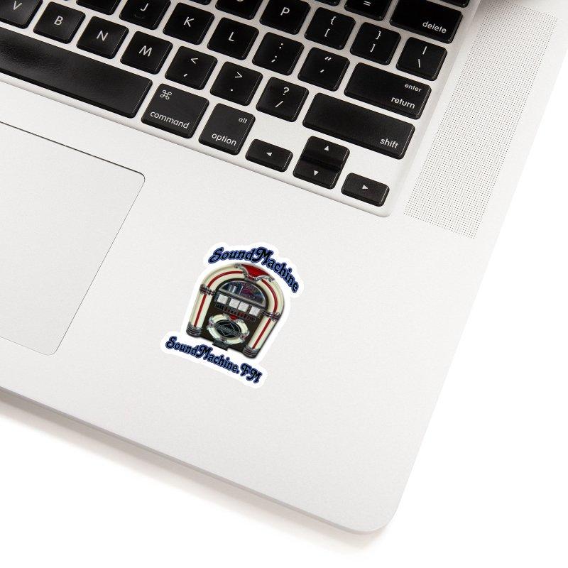 SoundMachine FM Accessories Sticker by PainTrainPipebomb