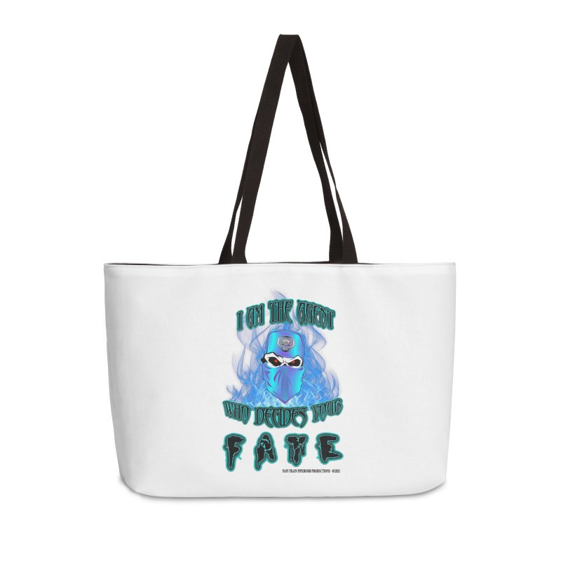 Agent of Fate Accessories Bag by PainTrainPipebomb