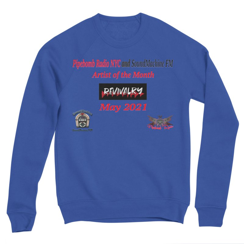 Artist of the Month May Men's Sweatshirt by PainTrainPipebomb