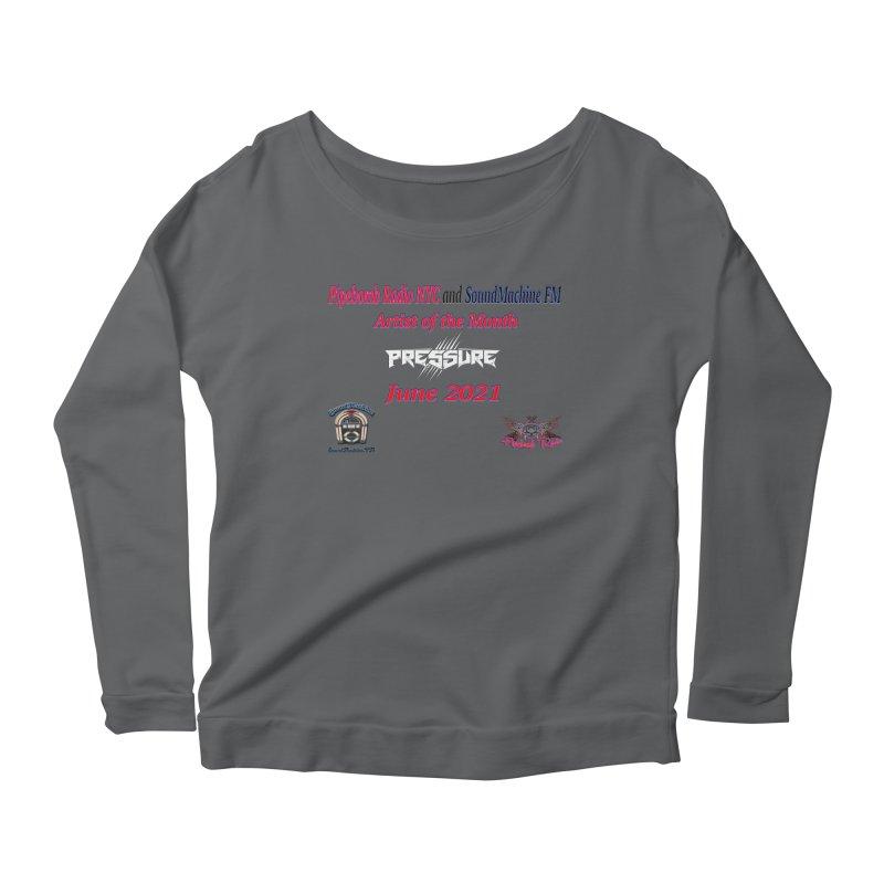 Artist of the Month June Women's Longsleeve T-Shirt by PainTrainPipebomb