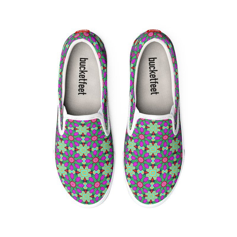 Jimma Men's Shoes by Painting Goat's Artist Shop