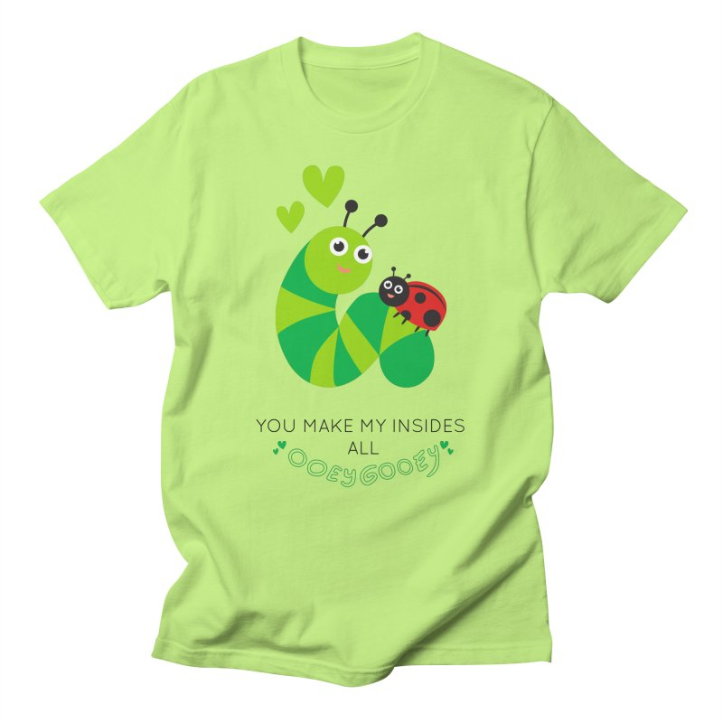 PALS OOEY GOOEY Men's T-shirt by Pals Socks Shirts