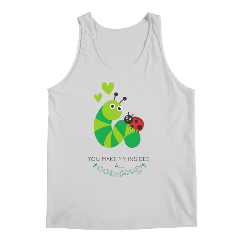 PALS OOEY GOOEY Men's Tank by Pals Socks Shirts