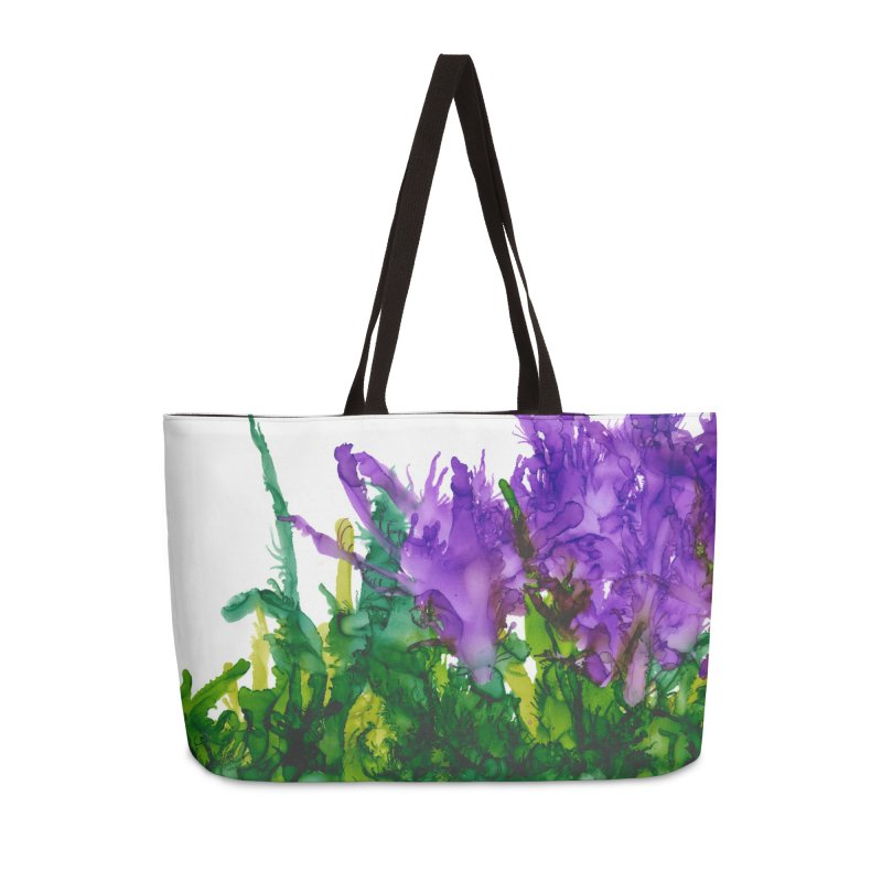 Crocus in Weekender Bag by