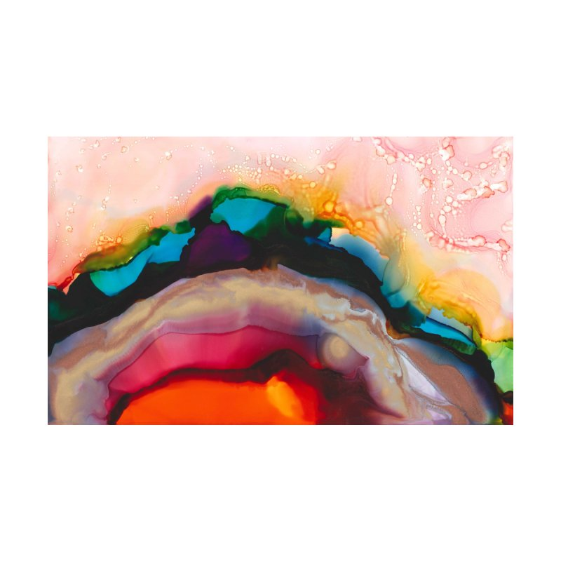 Symphony of Color Home Stretched Canvas by