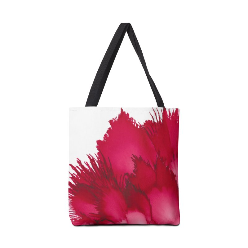 Berry Kiss in Tote Bag by