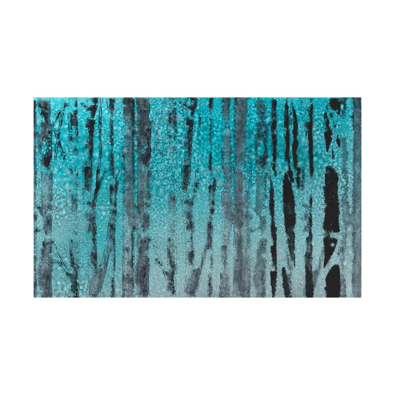 Teal Forest by