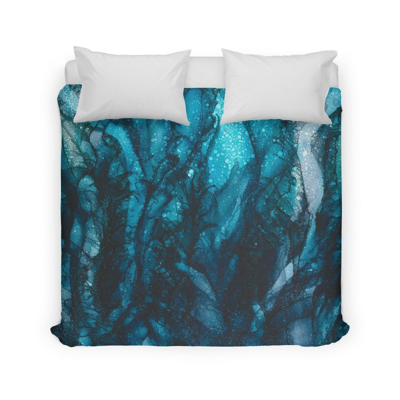 Sea of Tranquility Home Duvet by