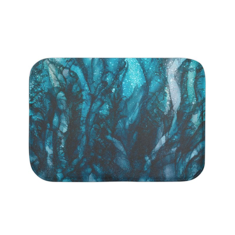 Sea of Tranquility Home Bath Mat by