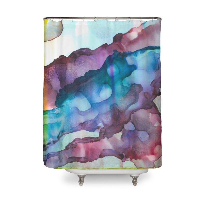 Beautiful Soul Home Shower Curtain by Pamela Habing's Art