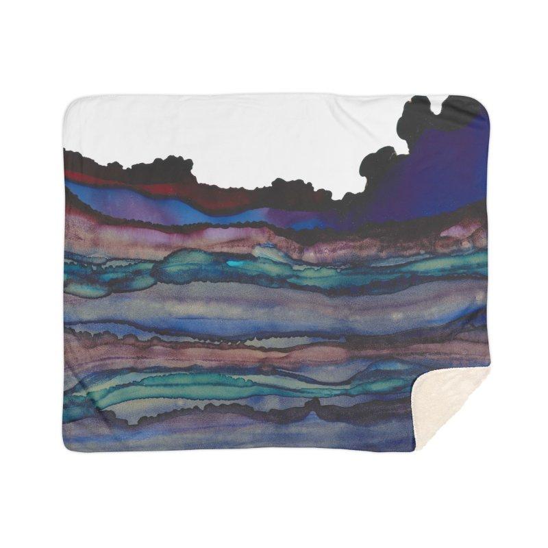 Jewelled Memories Home Sherpa Blanket Blanket by