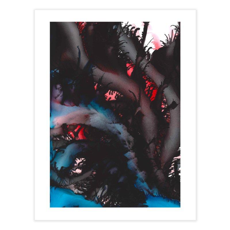 Midnight Seduction Home Fine Art Print by Pamela Habing's Art