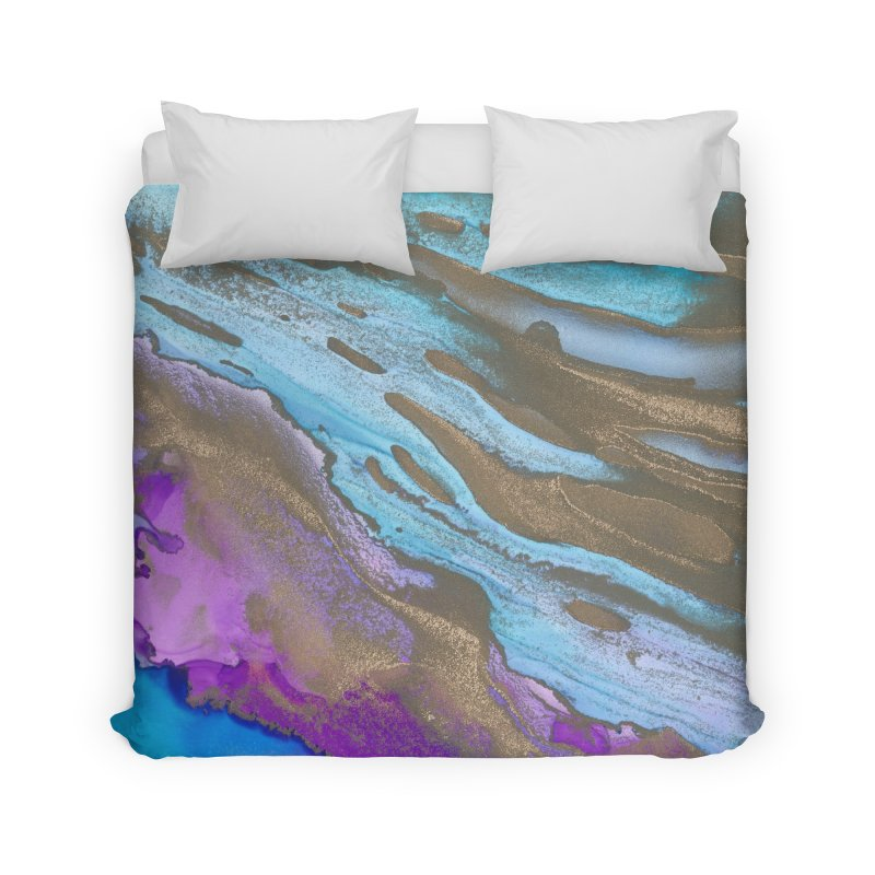 Golden Sands Home Duvet by