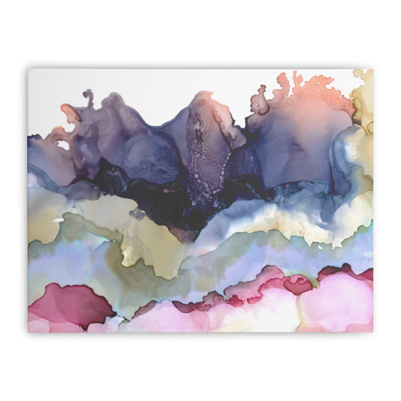 Easy Breezy Beautiful Home Stretched Canvas by