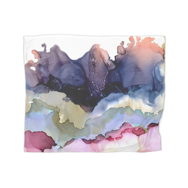 Easy Breezy Beautiful Home Fleece Blanket Blanket by